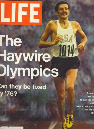 Image for Life Magazine, September 22, 1972 The Haywire Olympics, Can They be Fixed by '76?