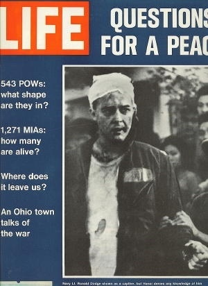 Image for Life Magazine, November 10, 1972 Questions for a Peace