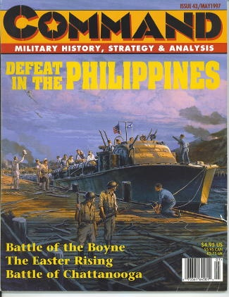 Image for Command: Military History, Strategy & Analysis, Issue 43 / May 1997