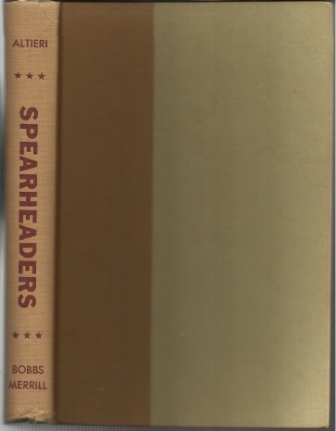 Image for The Spearheaders A Personal History of Darby's Rangers
