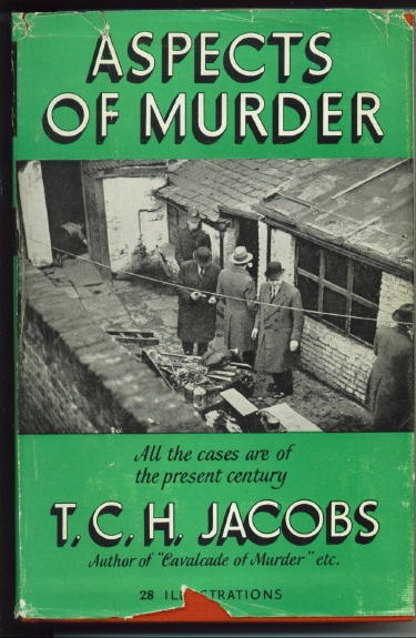 Image for Aspects Of Murder