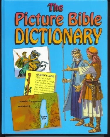 Image for The Picture Bible Dictionary