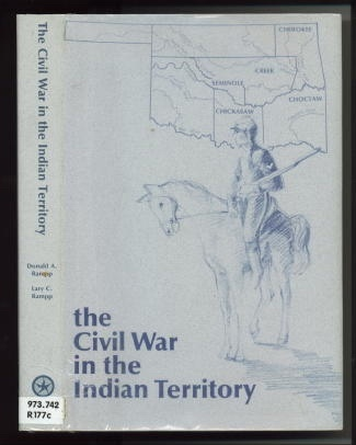 Image for The Civil War In The Indian Territory