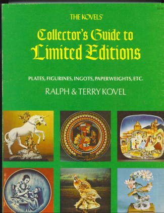 Image for Kovels Collectors Guide To Limited Editions