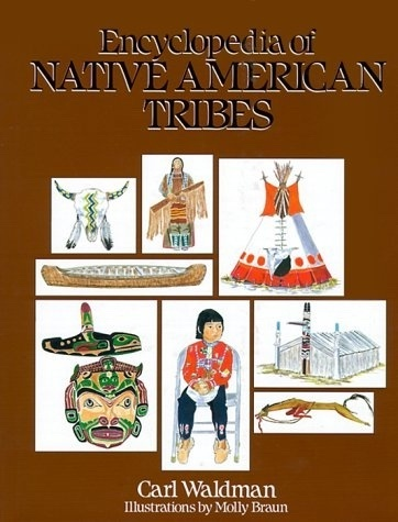 Image for Encyclopedia Of Native American Tribes