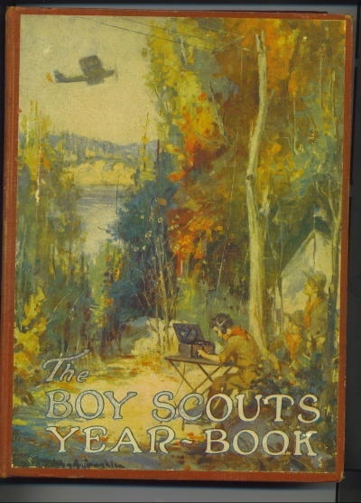 Image for The Boy Scouts Year Book (1922)