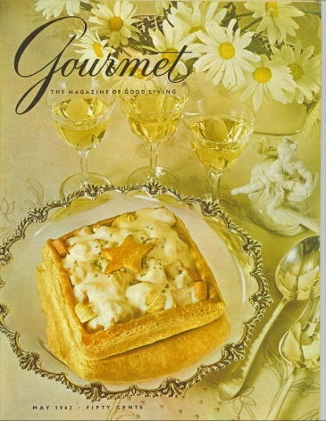 Image for Gourmet: The Magazine Of Good Living May 1963