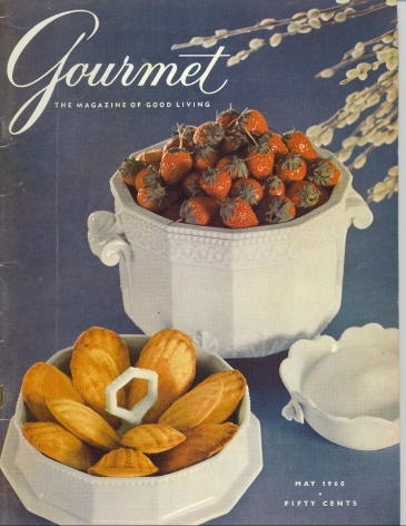 Image for Gourmet: The Magazine Of Good Living May 1960