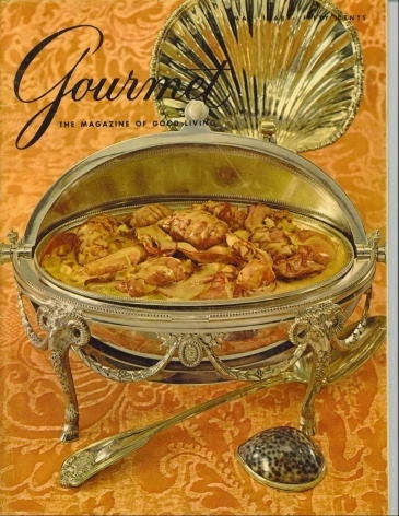 Image for Gourmet: The Magazine Of Good Living May 1968