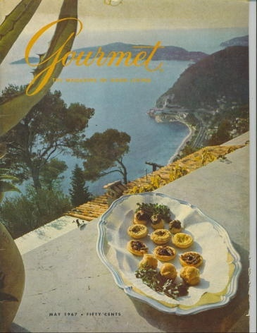 Image for Gourmet: The Magazine Of Good Living May 1967