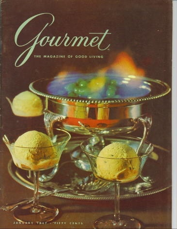 Image for Gourmet: The Magazine Of Good Living January 1967