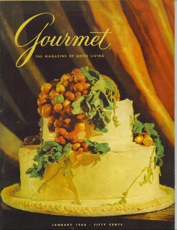 Image for Gourmet: The Magazine Of Good Living January 1966