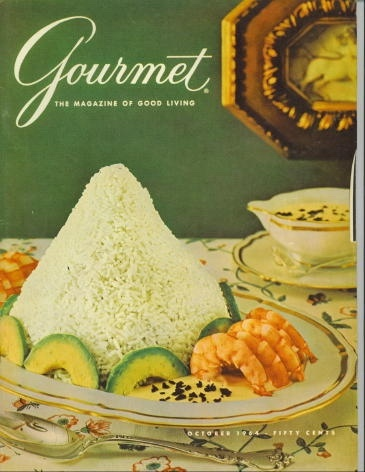 Image for Gourmet: The Magazine Of Good Living October 1964