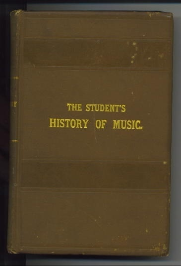 Image for The History Of Music