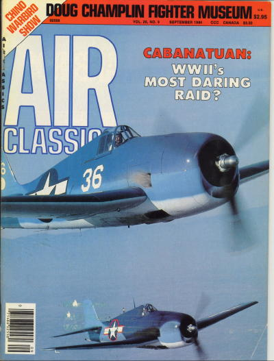 Image for Air Classics Volume 20, No. 9, September 1984