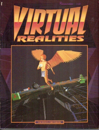 Image for Virtual Realities: A Shadowrun Source Book