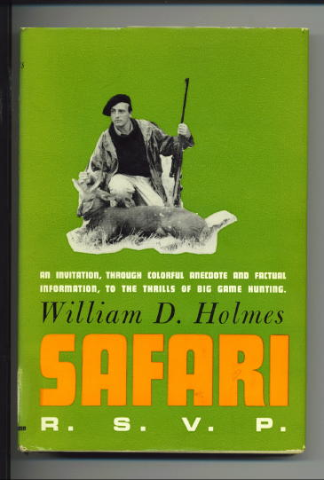 Image for Safari, R.S.V.P.