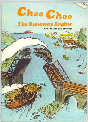 Image for Choo Choo The Runaway Engine