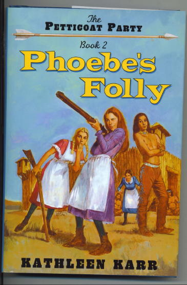 Image for PHOEBE'S FOLLY
