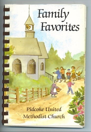 Image for Family Favorites Of The Pidcoke United Methodist Church 1883-1993