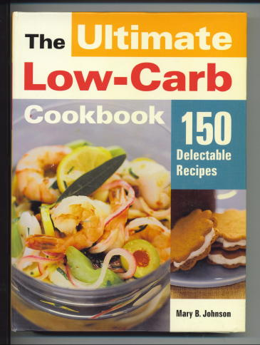Image for The Ultimate Low-carb Cookbook