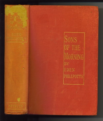 Image for Sons Of The Morning