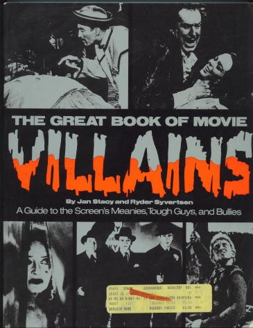 Image for The Great Book Of Movie Villains