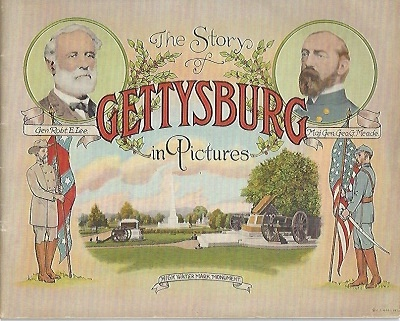 Image for The Story Of Gettysburg In Pictures