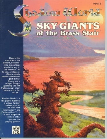 Image for Shadow World: Sky Giants Of The Brass Stair