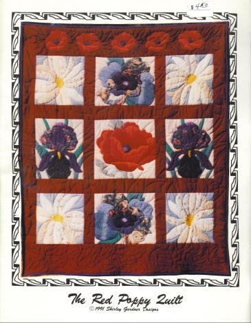 Image for The Red Poppy Quilt
