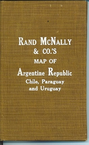 Image for Rand Mcnally & Co.'s Map Of Argentine Republic
