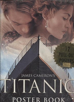 Image for James Cameron's Titanic Poster Book