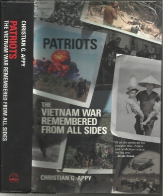 Image for Patriots The Viet Nam War Remembered from all Sides