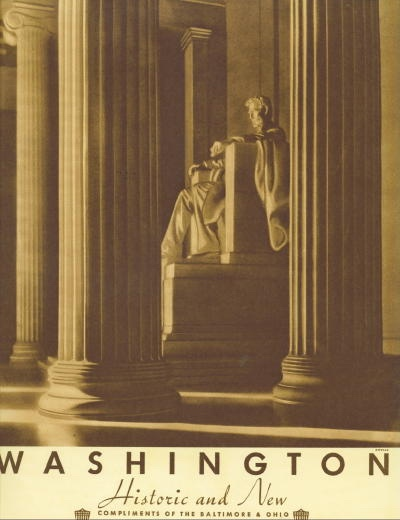 Image for Washington, Historic And New