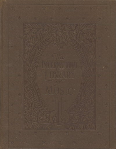 Image for The International Library Of Music For Home And Studio Volume 1 Study Pieces