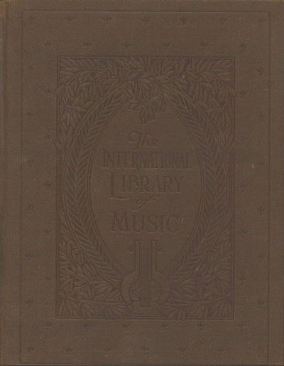 Image for The International Library Of Music For Home And Studio Study Material in Four Books, Grade Three Only