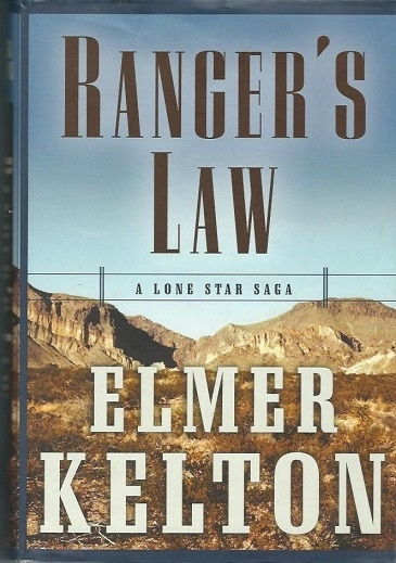 Image for Ranger's Law A Lone Star Saga