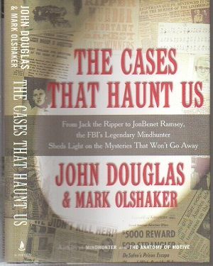 Image for The Cases That Haunt Us: From Jack The Ripper To Jon Benet Ramsey