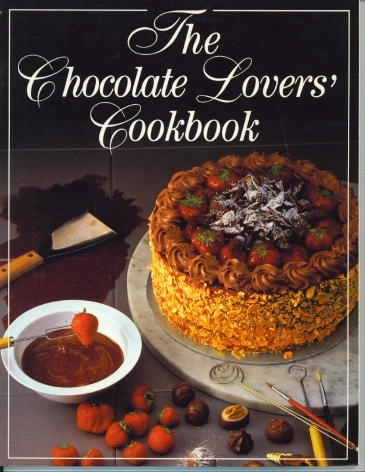 Image for Chocolate Lovers Cookbook