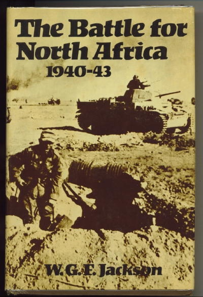 Image for The Battle For North Africa 1940-1943