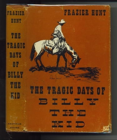 Image for The Tragic Days Of Billy The Kid