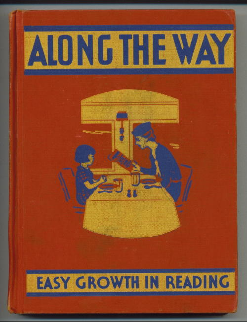 Image for Along The Way, Easy Growth In Reading Second Reader, Level One