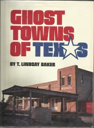 Image for Ghost Towns Of Texas