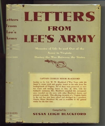 Image for Letters From Lee's Army Or Memoirs of Life in and out of the Army in Virginia During the War between the States