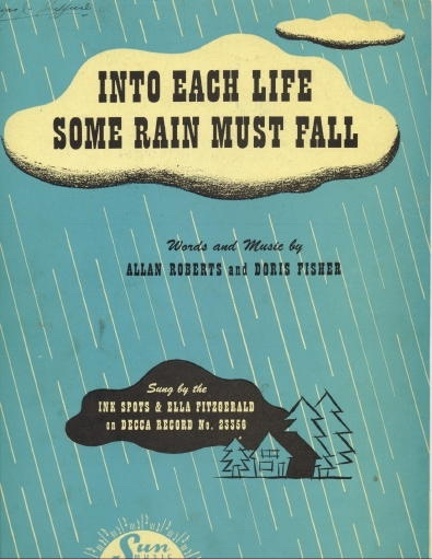Image for Into Each Life Some Rain Must Fall  (Ink Spots and Ella Fitzgerald)