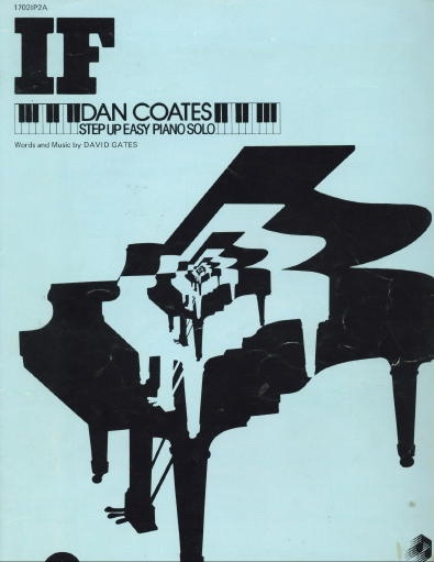 Image for IF Dan Coates Step Up Easy Piano Solo