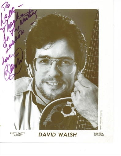 Image for David Walsh