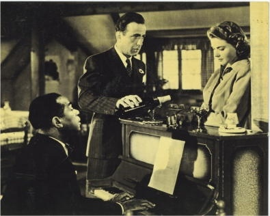 Image for Humphrey Bogart, Ingrid Bergman, Dooley Wilson