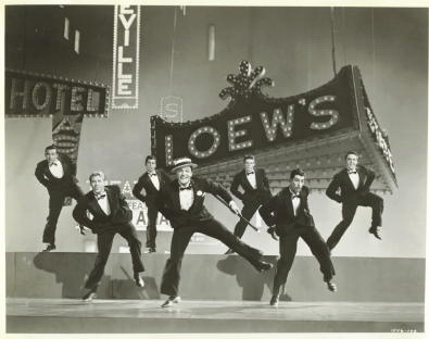 Image for Gene Kelly And Six Unknown Backup Dancers