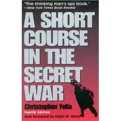 Image for A Short Course In The Secret War